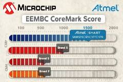 SAM E70 ARM Cortex-M7 Microcontrollers - Atmel