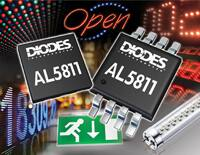 Image of Diodes Incorporated's AL5811 Linear LED Driver