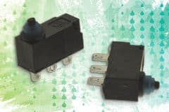 WS Series Sealed Snap-Action Switches - E-Swtich
