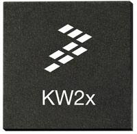 Image of Freescale Semiconductor's Freescale Kinetis W KW2x MCU Family