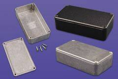 1590 Series Stomp Boxes - Hammond Manufacturing