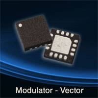 Image of Analog Devices' Vector Modulator RFICs