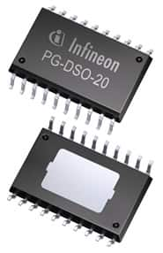 Image of Infineon Technologies' TLE7241 Current Regulating Solenoid Driver