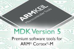MDK-ARM Version 5 - Keil