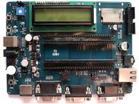 Image of NXP Semiconductor's mbed-Xpresso BaseBoard