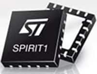 Image of STMicroelectronics' SPIRIT1 Transceiver
