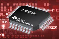 ADS127L01 Analog-to-Digital Converter - Texas Instruments