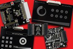MSP CapTIvate Dev Kit - Texas Instruments