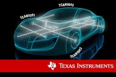 TCAN1042HGV and TCAN1042HV CAN Transceivers - Texas Instruments