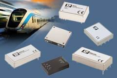 Railway DC/DC Converters - XP Power