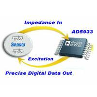 AD5933 Impedance-Digital Converter