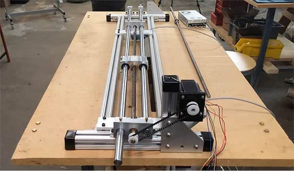 Easy Build: How to Implement a Linear Stage | DigiKey