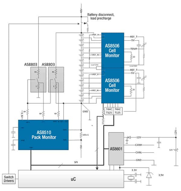 Design Considerations Dual-Voltage Power Systems | DigiKey
