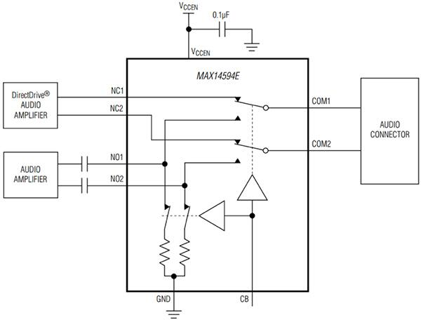 Audio Signal Detector Switch Basiccircuit Circuit Diagram - Wiring