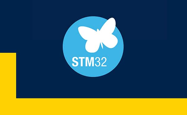 Image of STMicroelectronics' STM32 Family